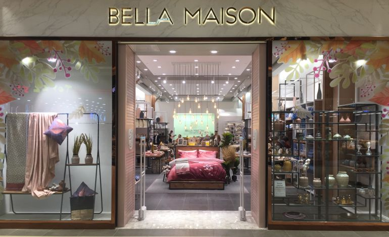 Bella Maison İlk Mağazasını Hilltown Avm'de Açtı