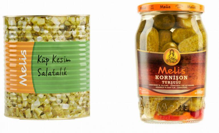 Melis Salatalık Turşularıyla Sofranız Kışa Hazır