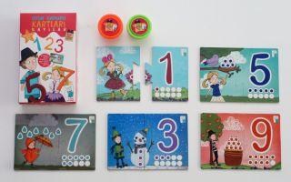 Oyun Hamuru Kartları ile Miniklerin Oyun Dünyasına Girdi