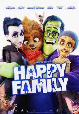 Mutlu Canavar Ailesi