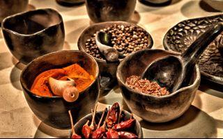 Galata'da Şehrin Gıdası
