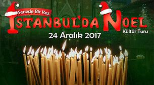 İstanbul'da Noel Zamanı