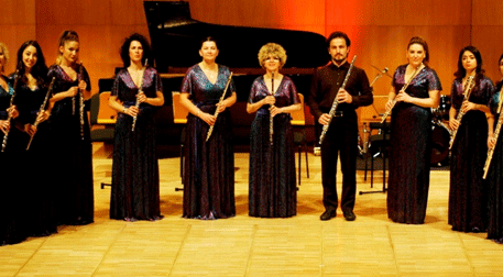 Kapanış Konseri - İstanbul Flüt T.