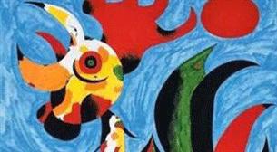 Masterpiece Galata Resim - Joan Mir