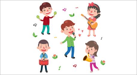 Müzik Atölyesi (6 - 8 Yaş)