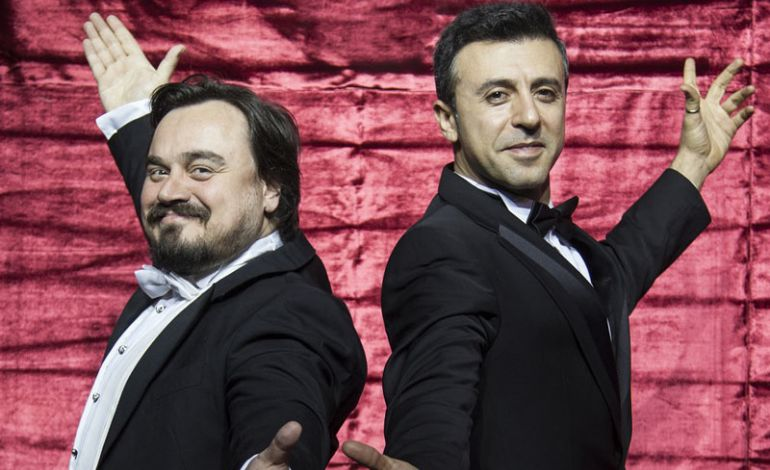 Two Turkish Tenors