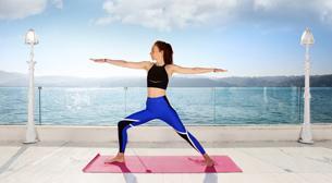 Yalı'da Yoga
