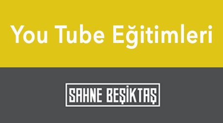 Youtube için Post Production