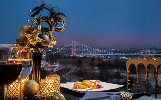 Conrad İstanbul Bosphorus'da Yılbaşı Balosu