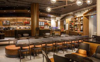 Starbuck Reserve™ Deneyimi Şimdi İstinye Park'ta