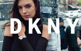 DKNY Saatleri Cityspire'dan İlham Alıyor