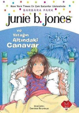 Junie B. Jones ve Yatağın Altındaki Canavar