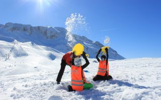 Akut Doğada Yaşam Kış Kampı ile Çocuklar Doğayla İç İçe