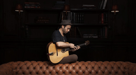 Bilal Karaman's Manouche A La Turca