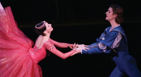 Bolşoy Balesi Gösterimleri : Romeo
