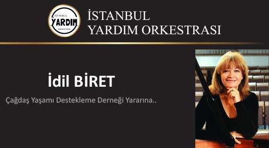 İstanbul Yardım Orkestrası / İdil B