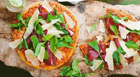 MSA - Pizzalar ve Salatalar