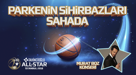 Tahincioğlu All - Star 2018