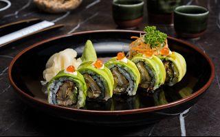 En İddialı Sushi'ler Vogue'da Yenir