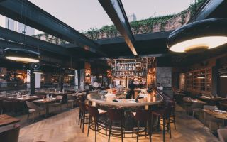 Ezberleri Bozan Bir Steakhouse Grıll Branché Restaurant & Lounge