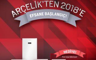 2018 Yılının En Büyük Kampanyası