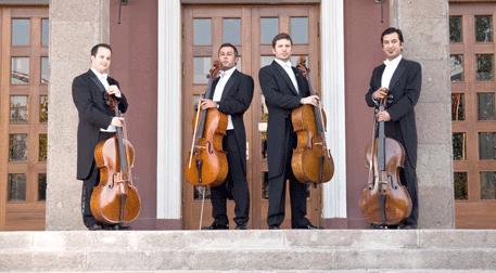 CSO Çello Quartet