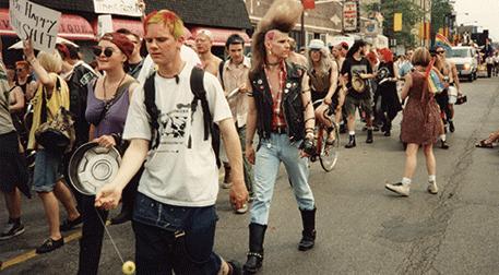 Devrimi Punklamak