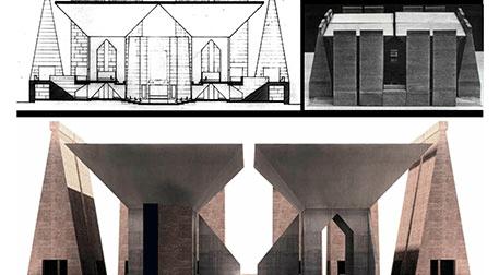Kahn Binaları: Maket Atölyesi