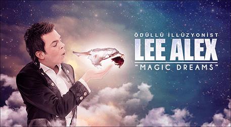 Lee Alex - Magic Dreams