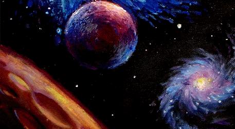 Masterpiece Bostancı Resim - Galaks
