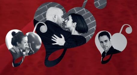 Sevgililer Günü Tango Partisi