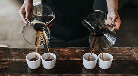 Üçüncü Dalga Kahve Demleme Teknikle