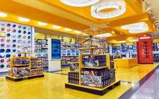 Türkiye' Deki İlk Lego® Store İstanbul Kanyon Avm'de Açılıyor!
