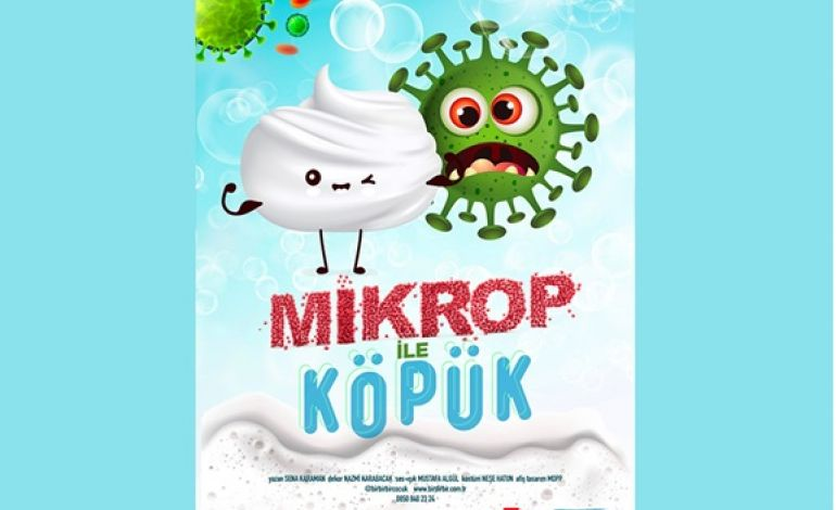 Mikrop ile Köpük
