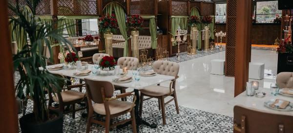 Şehrin En Yeni Restoranı