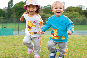 adidas Disney Kids İlkbahar/Yaz 2012 Koleksiyonu