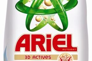 Yeni Ariel 3D Aktif ile 3 Boyutlu Kusursuz Temizlik