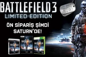 Battlefield 3'ün Özel Sürümüne Herkesten Önce Sahip Olun