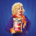 Doritos Yılın En Şekilli Cipsi Fritos`u Sunar