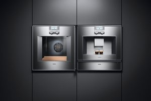 Gaggenau Espresso Makinesi veya Şarap Dolabı ile 14 Şubat'ta Aşk Tazele
