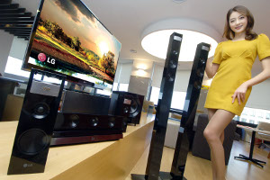 LG, 3D Ses ve Akıllı Televizyon