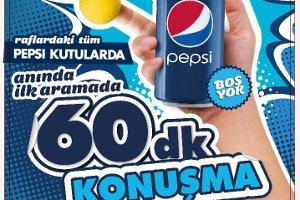 Pepsi Yeni Kampanyalarıyla Kazandırmaya Devam Ediyor