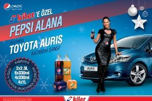 Pepsi Al, 2012 model Toyota Auris Sahibi Ol