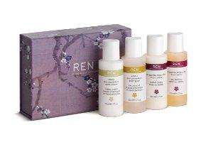 Ren Skincare`den De Gournay İmzalı Yıl Başı Hediye Setleri