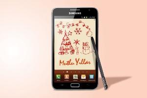 Yılbaşı Hediyesi: Samsung Galaxy Note