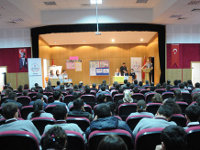 36 Okula Konferans Salonu Yapıldı