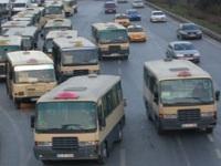 İstanbul Minibüsçüleri Eğitiliyor