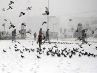 Çarşamba Yağmur, Perşembe Kar Var