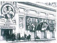 İstanbul'un İlk Sineması Otel Oluyor