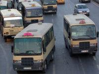 Minibüsler İstanbul`a Veda Ediyor